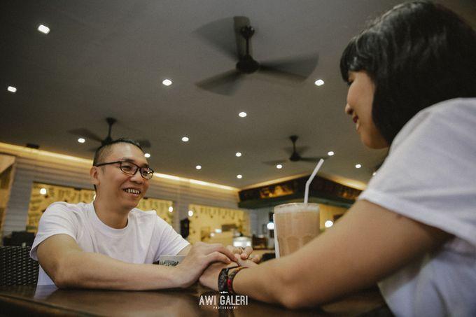 Prewedding Mr Koba & Yana by AWI GALERI Photography - 007