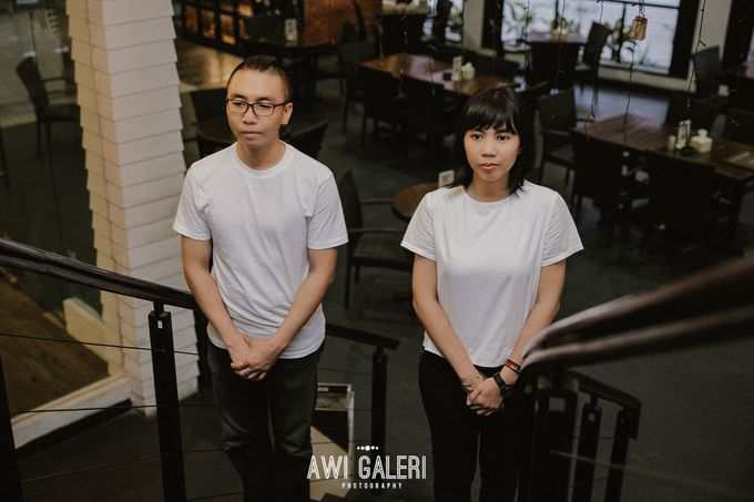 Prewedding Mr Koba & Yana by AWI GALERI Photography - 009