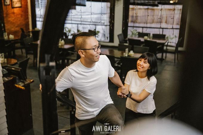 Prewedding Mr Koba & Yana by AWI GALERI Photography - 001
