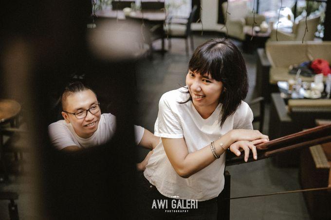 Prewedding Mr Koba & Yana by AWI GALERI Photography - 002