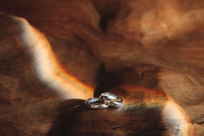 The Wedding of Nesha & Dito by Ahava by Bona Soetirto - 001
