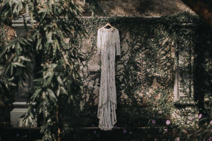 Mira & Yurian Wedding at The Manor Andara by Mirza Photography - 002