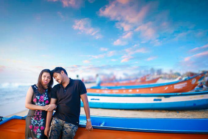 Aishwarya & Bala by And photography - 001