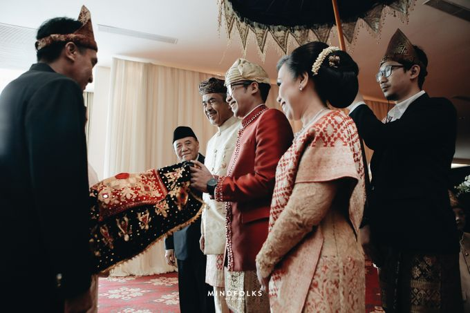 ZIA & DWI - AKAD NIKAH by Amarillis Floral and Party Decorator - 001