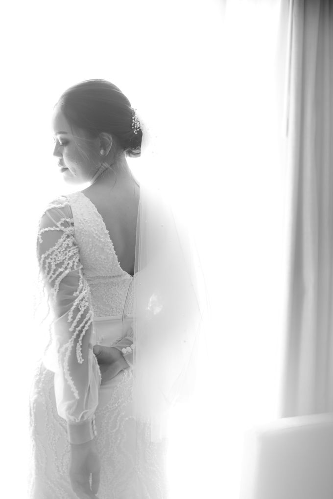 Genoveva & Jeremiah Wedding at The Avani BSD by Mirza Photography - 032