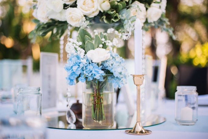 Wedding Alfredo & Jessica 19.10.2019 by Bali Bless Florist - 004