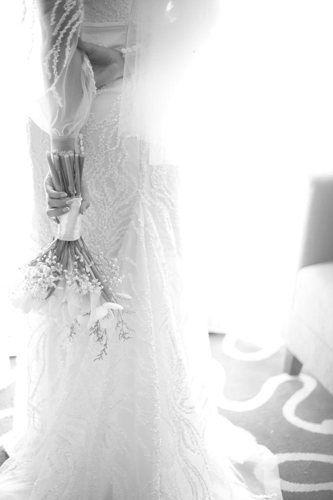 Genoveva & Jeremiah Wedding at The Avani BSD by Mirza Photography - 033
