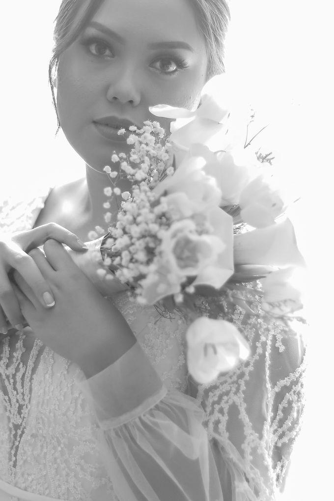 Genoveva & Jeremiah Wedding at The Avani BSD by Mirza Photography - 034