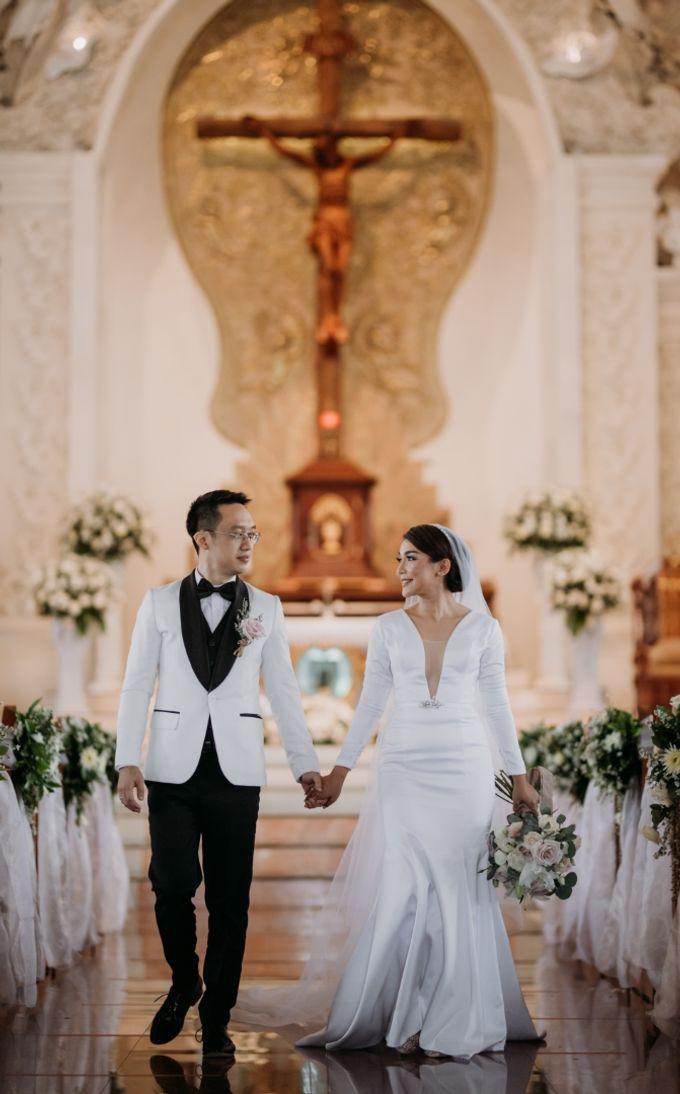 Intimate Bali Wedding of Willy & Dewi by Lentera Wedding - 022