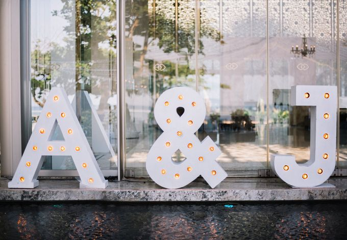 Wedding Alfredo & Jessica 19.10.2019 by Bali Bless Florist - 002