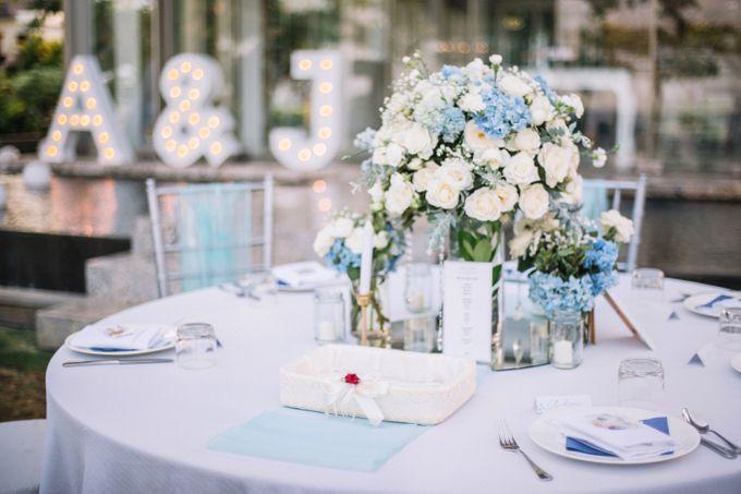 Wedding Alfredo & Jessica 19.10.2019 by Bali Bless Florist - 005