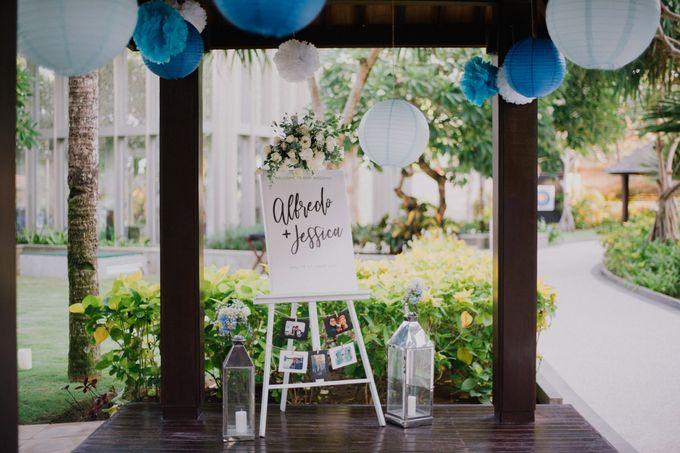 Wedding Alfredo & Jessica 19.10.2019 by Bali Bless Florist - 003