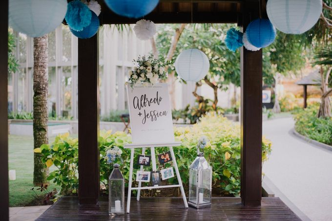 Wedding Alfredo & Jessica 19.10.2019 by Bali Rental Tiffany - 003