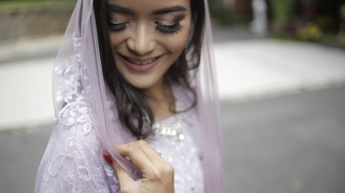 Arini & Ariel Wedding by Hotel Borobudur Jakarta - 013