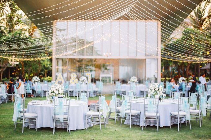 Wedding Alfredo & Jessica 19.10.2019 by Bali Bless Florist - 006