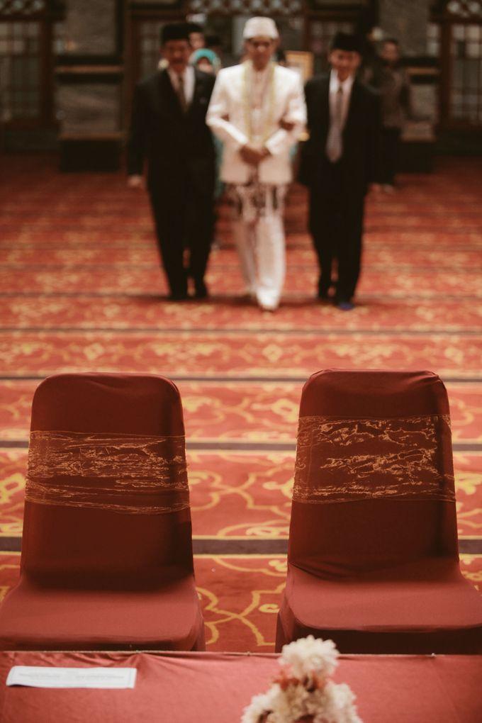 The Wedding of Nesha & Dito by Ahava by Bona Soetirto - 009