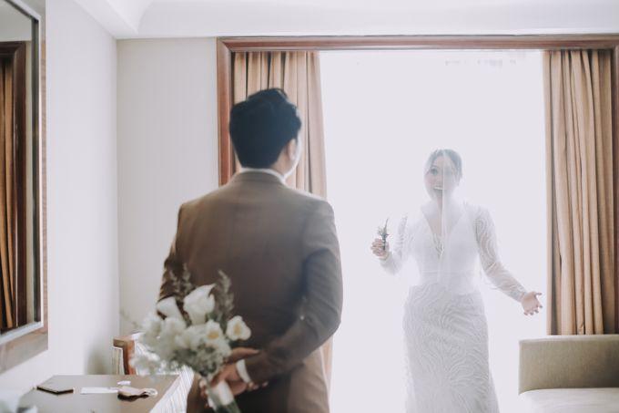 Genoveva & Jeremiah Wedding at The Avani BSD by Mirza Photography - 035