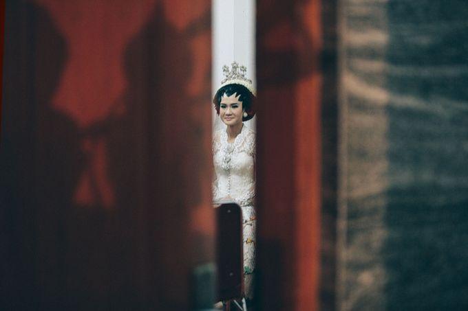 The Wedding of Nesha & Dito by Ahava by Bona Soetirto - 011