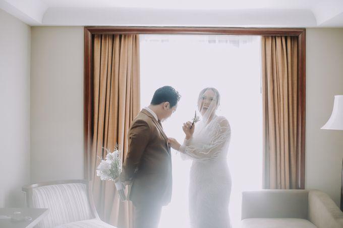Genoveva & Jeremiah Wedding at The Avani BSD by Mirza Photography - 037