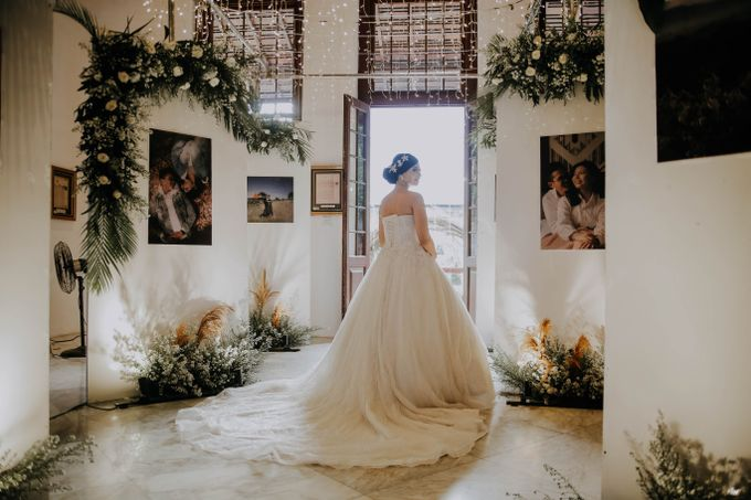 Wedding of Andre & Bella by Elina Wang Bridal - 001
