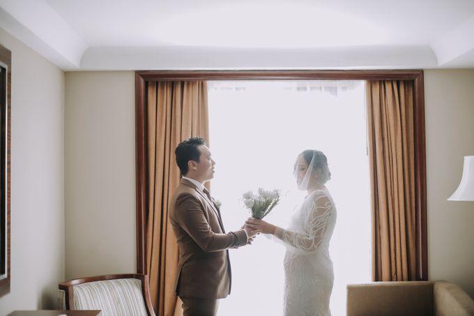 Genoveva & Jeremiah Wedding at The Avani BSD by Mirza Photography - 039