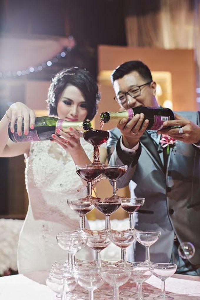 Hotel Borobudur Jakarta - Ferry & Ester by Impressions Wedding Organizer - 005