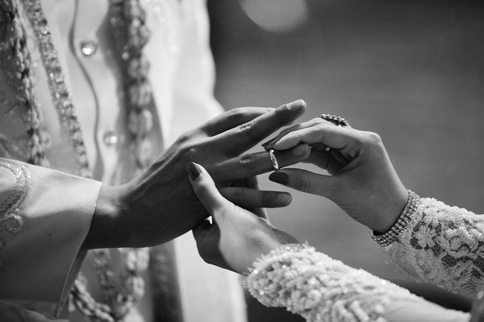 The Wedding of Nesha & Dito by Ahava by Bona Soetirto - 014