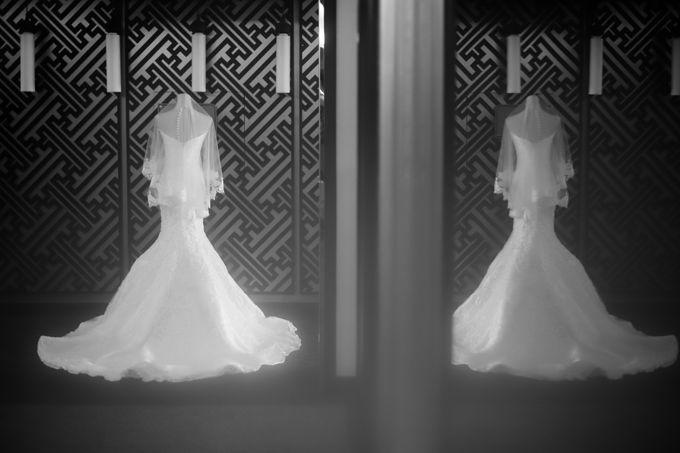 Anggrit & Yoga Wedding at Gereja ST. Matias by Mirza Photography - 007