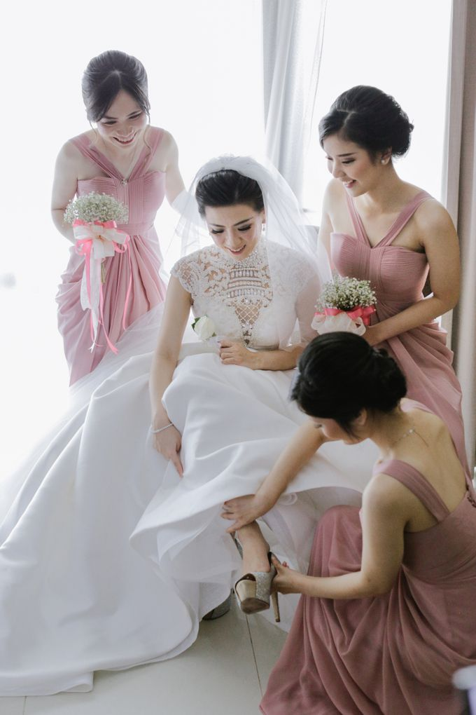 THE WEDDING OF ROCKY & DEASY by Alluvio - 021