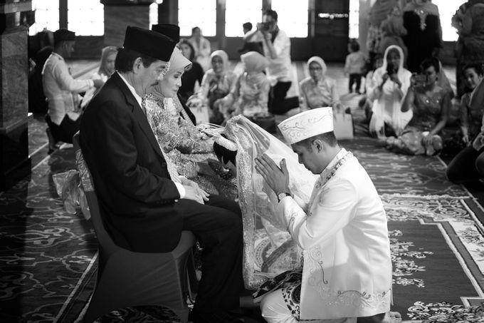 The Wedding of Nesha & Dito by Ahava by Bona Soetirto - 015