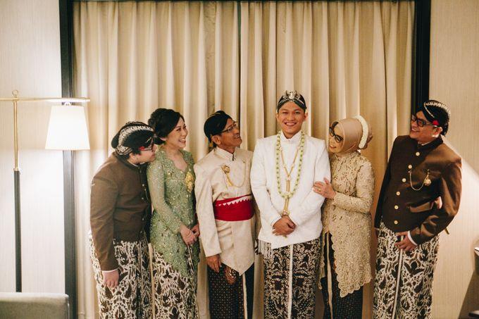 Amori & Hutama Wedding by AYANA Midplaza JAKARTA - 008