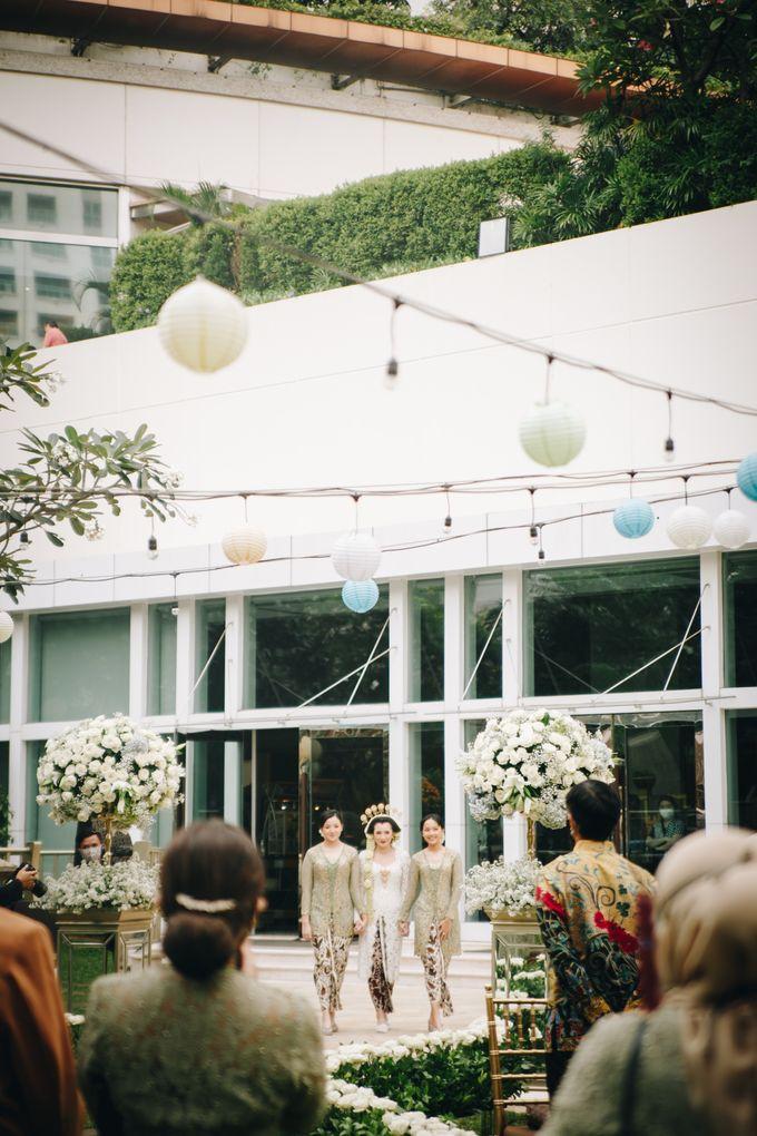 Amori & Hutama Wedding by AYANA Midplaza JAKARTA - 010