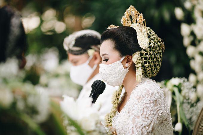 Amori & Hutama Wedding by AYANA Midplaza JAKARTA - 011