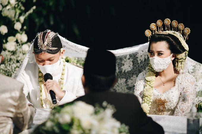 Amori & Hutama Wedding by AYANA Midplaza JAKARTA - 012