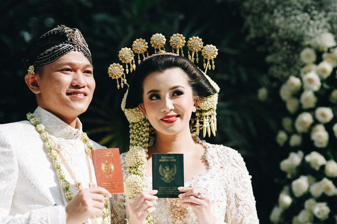 Amori & Hutama Wedding by AYANA Midplaza JAKARTA - 013