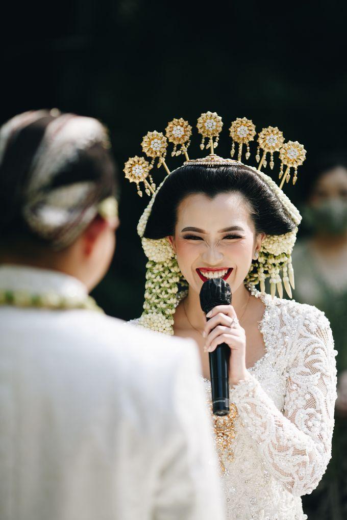 Amori & Hutama Wedding by AYANA Midplaza JAKARTA - 014