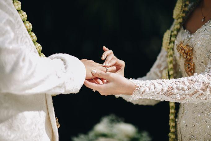Amori & Hutama Wedding by AYANA Midplaza JAKARTA - 015