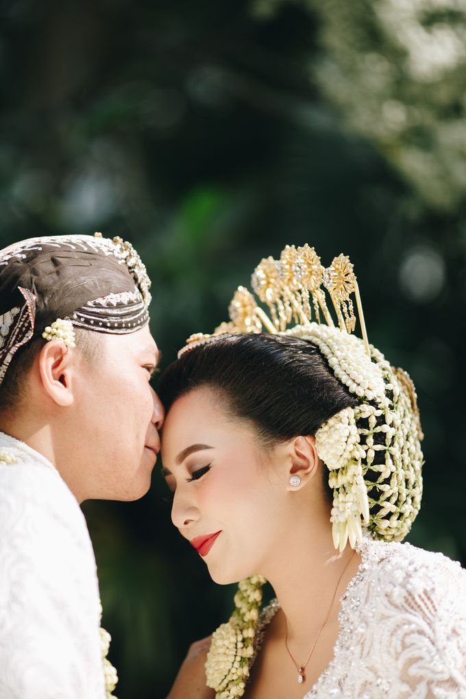 Amori & Hutama Wedding by AYANA Midplaza JAKARTA - 017