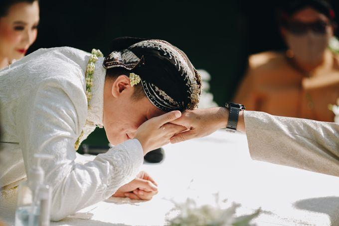 Amori & Hutama Wedding by AYANA Midplaza JAKARTA - 019