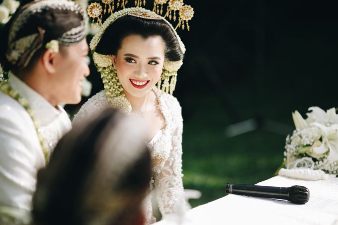 Amori & Hutama Wedding by AYANA Midplaza JAKARTA - 020