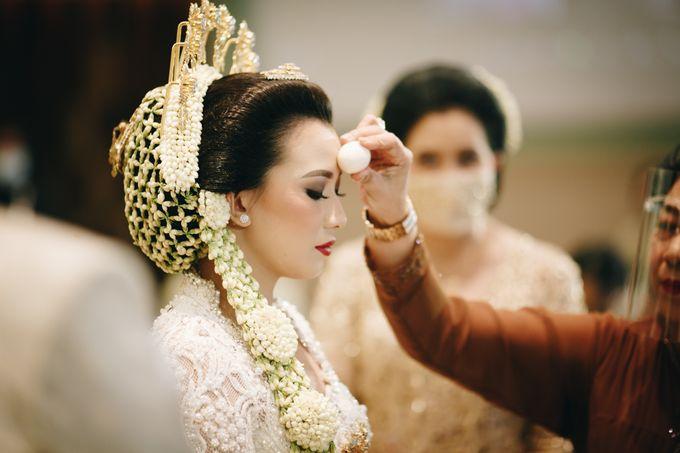 Amori & Hutama Wedding by AYANA Midplaza JAKARTA - 022