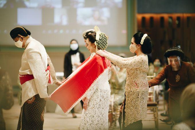 Amori & Hutama Wedding by AYANA Midplaza JAKARTA - 024