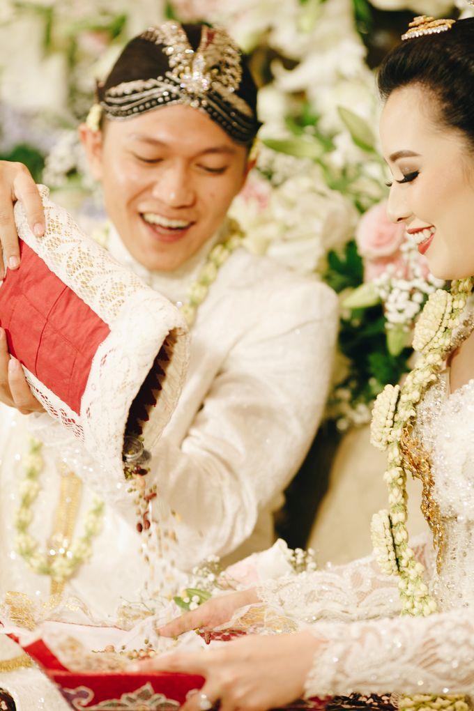 Amori & Hutama Wedding by AYANA Midplaza JAKARTA - 025