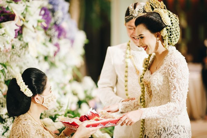 Amori & Hutama Wedding by AYANA Midplaza JAKARTA - 026