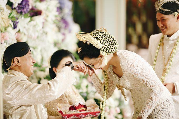 Amori & Hutama Wedding by AYANA Midplaza JAKARTA - 027
