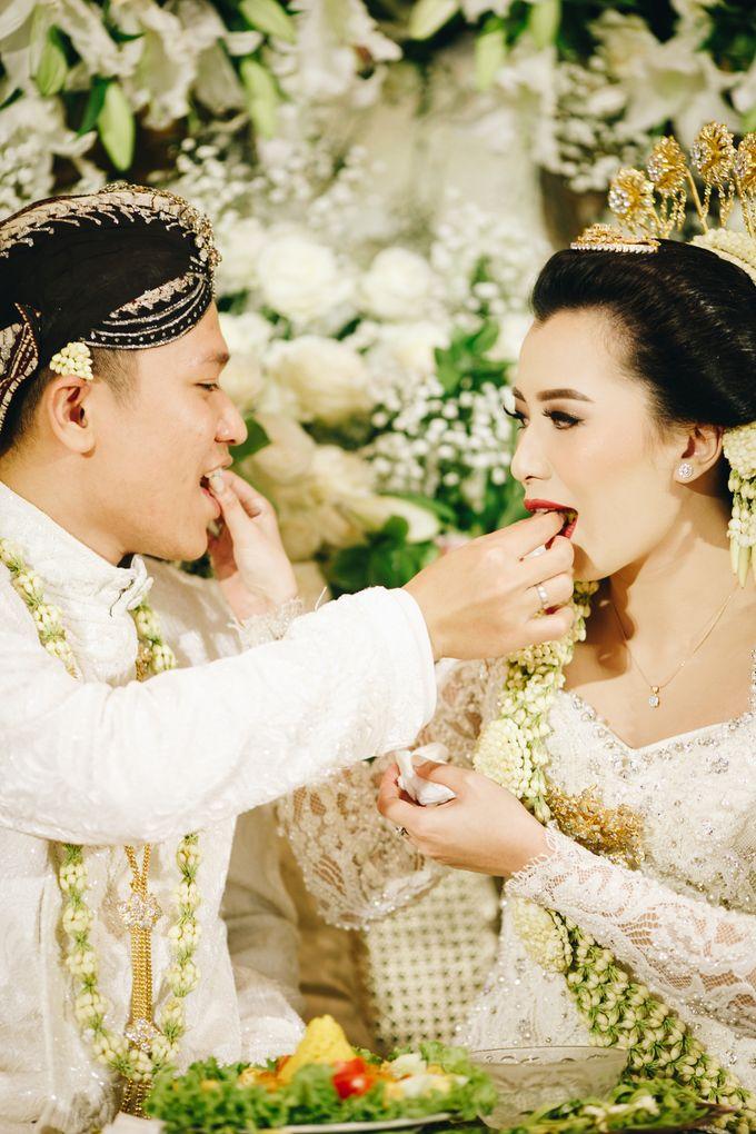 Amori & Hutama Wedding by AYANA Midplaza JAKARTA - 028