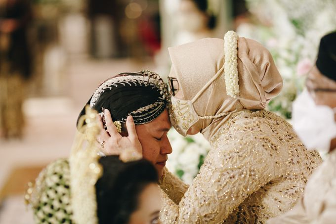 Amori & Hutama Wedding by AYANA Midplaza JAKARTA - 030