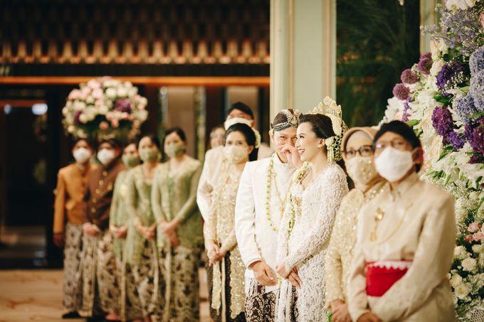 Amori & Hutama Wedding by AYANA Midplaza JAKARTA - 032