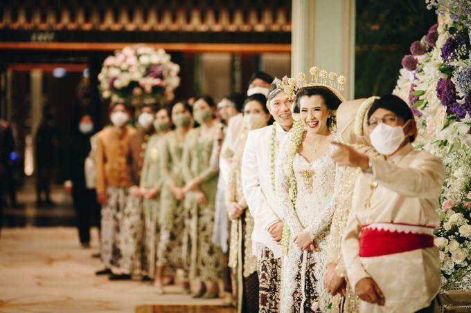 Amori & Hutama Wedding by AYANA Midplaza JAKARTA - 033