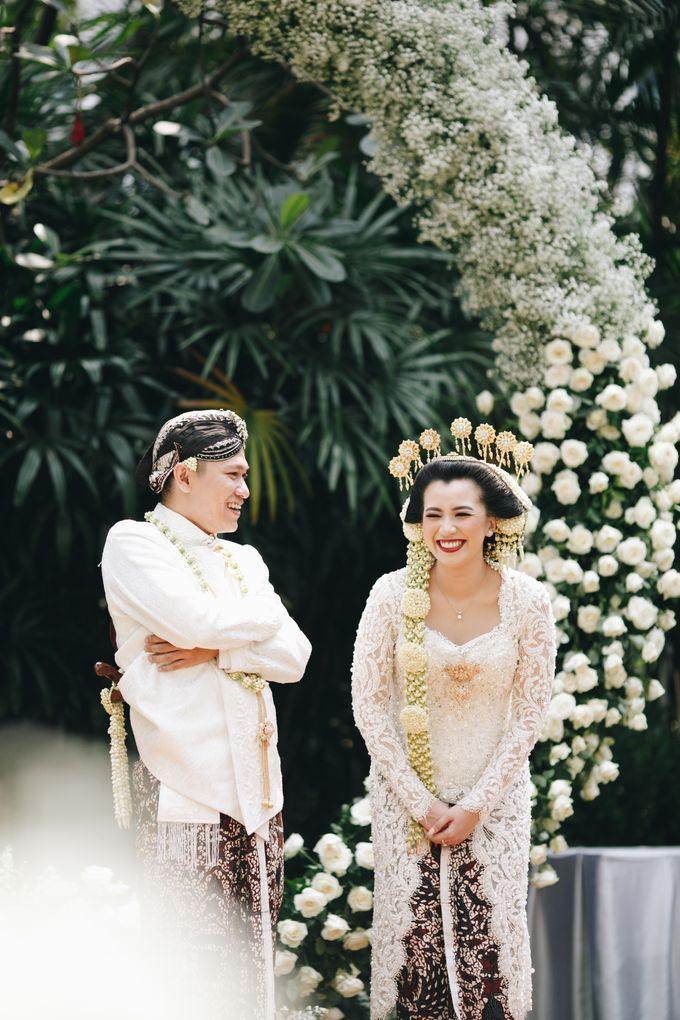 Amori & Hutama Wedding by AYANA Midplaza JAKARTA - 035